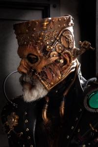 Frankenstein close up