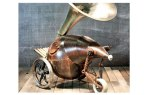 3 Wheeled Horn by Greg Brotherton