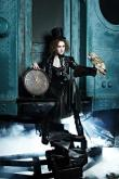 ANTM contestant Brittany Steampunk photoshoot