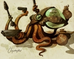 Cleptopod by Zelda Devon