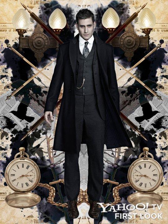 Jonathan character poster