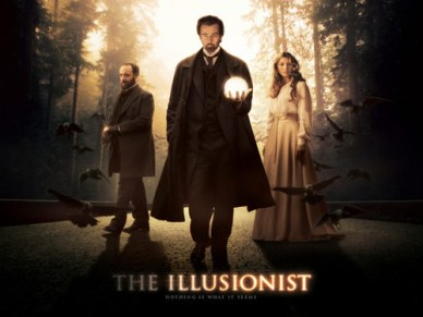The Illusionist poster