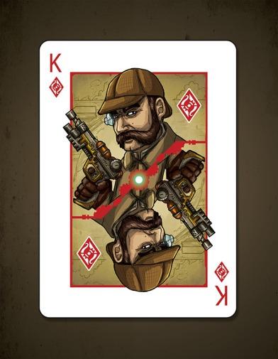 King card
