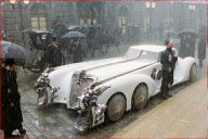 In League of Extraordinary Gentlemen Nemo has an awesome car