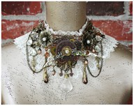 Collar by Angela Venable
