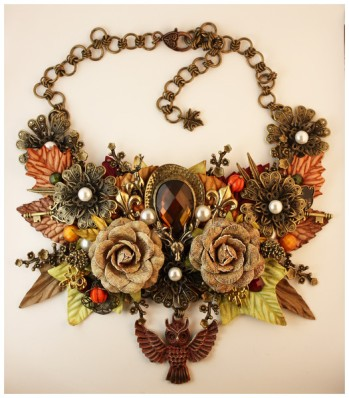 Necklace by Angela Venable
