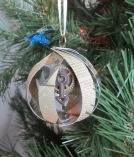Steampunk Christmas Cage