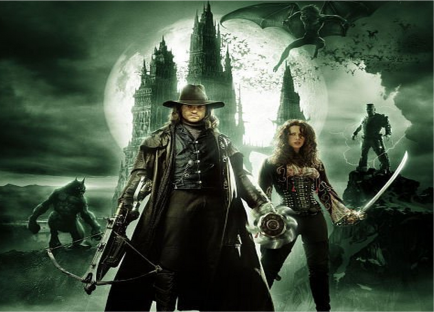 Van Helsing movie poster