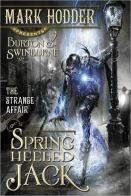 The Strange Affair of Spring Heeled Jack cover
