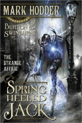 The Strange Affair of Spring Heeled Jack cover