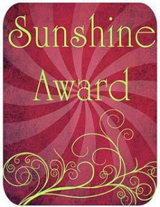 sunshine award banner
