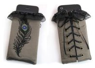 UT Cellphone corset