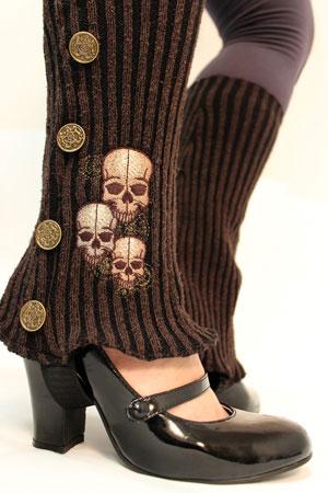 UT Sweater Spats