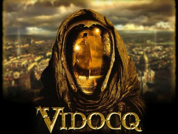 Poster for Vidoqc (French version of Dark Portals: Chronicles of Vidoqc)