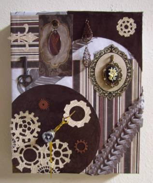 Irene Adler clock