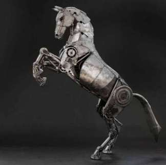 Horse by Andrew Chase