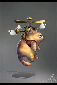 Cat-copter