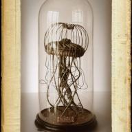 Jellyfish, artist unknown