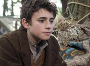 Charlie Rowe as Peter Pan