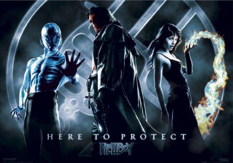 Hellboy Main Characters