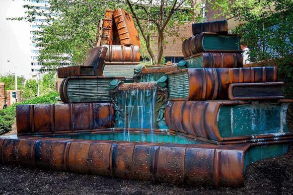 Amelia Valerio Weinberg Memorial Fountain