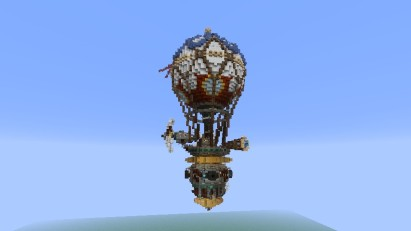 Lego Minecraft balloon