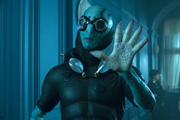 Doug Jones as Abe Sapien