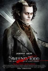 Depp character poster
