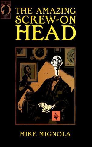 The Amazing Screw On Head