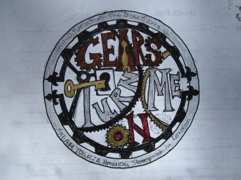 Gears Turn Me On sticker by ForWhomTheGearTurns