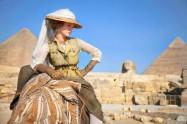 Attitude even on a camel