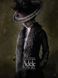 The Extraordinary Adventures of Adele Blanc-Sec poster