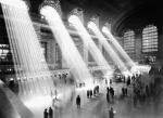 Grand Central b&w