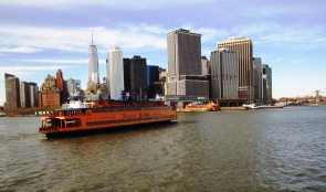 Today's Staten Island Ferry.