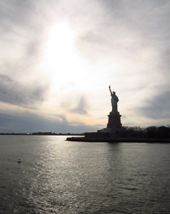 """Liberty Enlightening the World"""