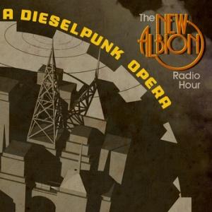 Dieselpunk cover