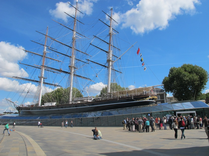 The Cutty Sark Museum