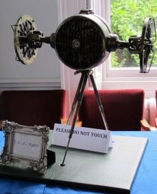Tesla Induction Engine (TIE) Fighter