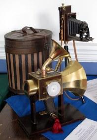 Steampunk Gigaphone