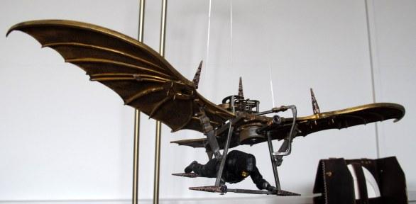 The Gravity Glider