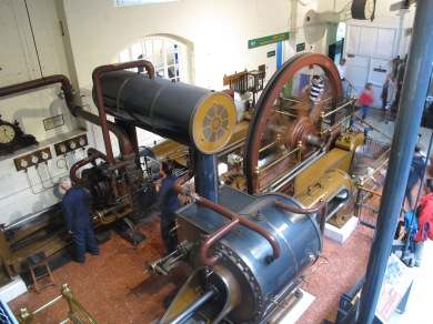 Museum of Water and Steam engine