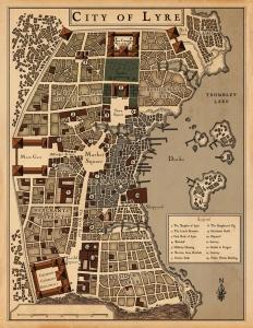 Edara map