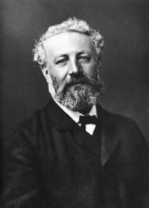 Portrait of Jules Verne circa 1878