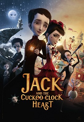 Jack and the Cuckoo Clock Heart (2014)