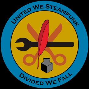 Kentucky Steampunk Society Pin Entry (2015)