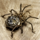 Brass Spider via wikipedia
