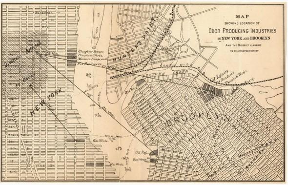 Stench Map