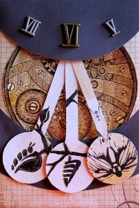"""""""Time"""" Steampunk Alchemy Illustration"""