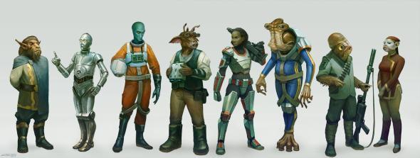 Star Wars aliens