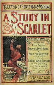 Study in Scarlet cover